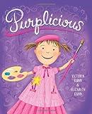 Purplicious, Elizabeth Kann, 0061244058