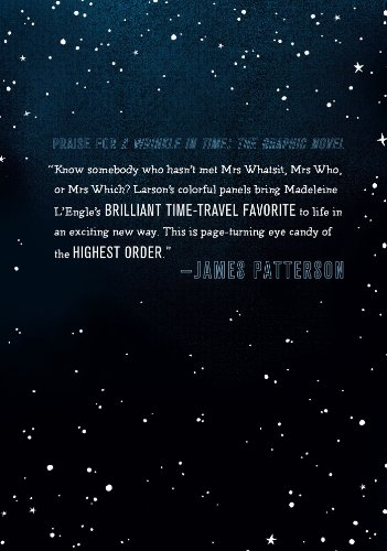 A Wrinkle in Time: The Graphic Novel by Farrar, Straus & Giroux (Image #1)