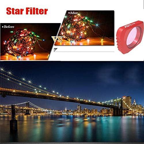 Lens Filter for DJI OSMO Pocket Camera UV CPL ND4 ND16 ND64 Star Filter Vlog Handheld Gimbal Filter Kit for OSMO Pocket Accessories CPL ND4 8 16 32 Star ND UV CPL Filter