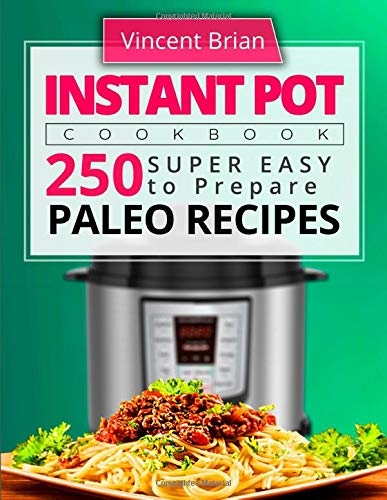 Instant Pot Cookbook Prepare Recipes product image