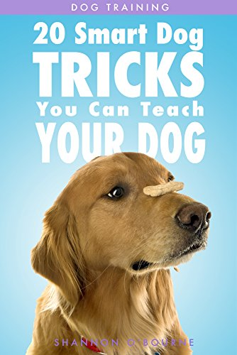 Dog Training: 20 Smart Dog Tricks You Can Teach Your Dog by [O'Bourne, Shannon]