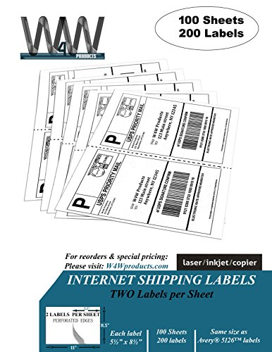 high-quality-2-up-half-sheet-self-adhesive-internet-shipping-labels-100-sheets-200-labels-55-x-85-co