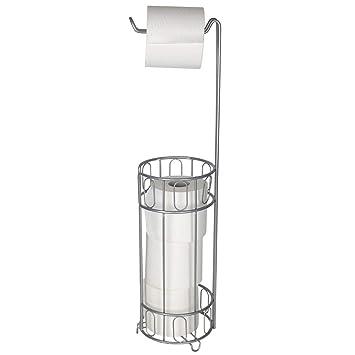 Amazon.com: Home Basics Unity Toilet Holder Tissue ...
