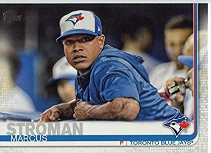 ae056875813 Amazon.com  2019 Topps Photo Variation SP  37 Marcus Stroman SP ...