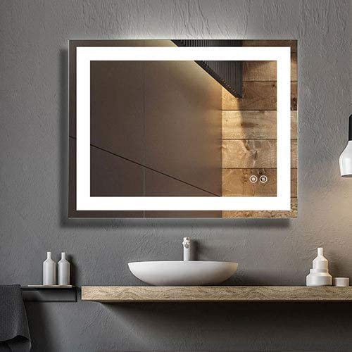 ZUI Sales Space 36 x Spasm price 28 Inch Illuminated Make Bathroom LED Mirror D Up