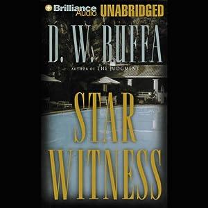 Star Witness Audiobook