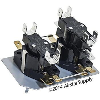 Goodman B12565-53S • Aftermarket Replacement 15 KW Heat Sequencer Relay