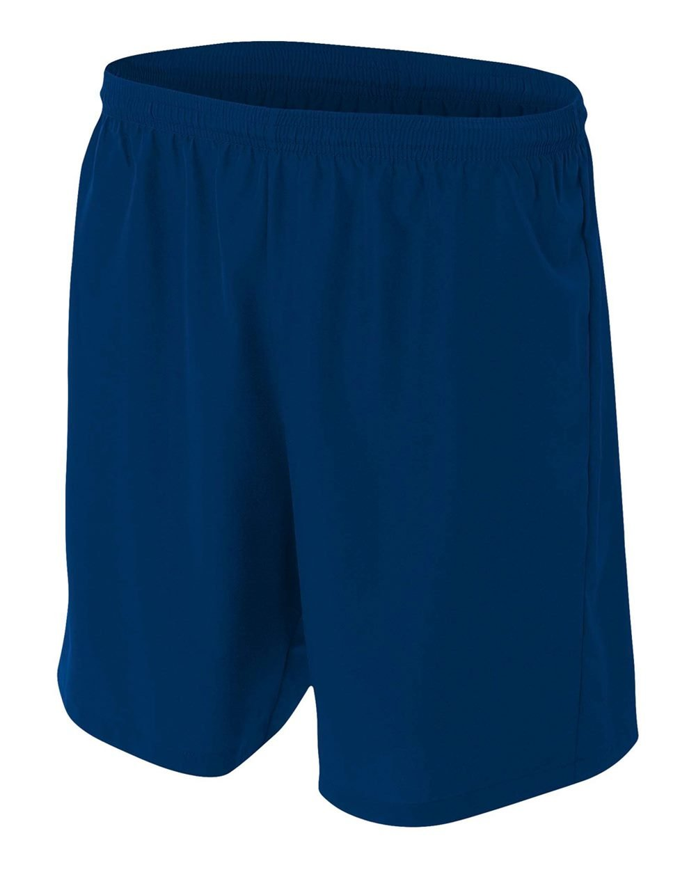 新しいWoven Soccer Shorts Moisture Wicking快適Odor & Stain Resistant ( 6色、子供&大人サイズ10 ) B00SVXRSU8 4L|ネイビーブルー ネイビーブルー 4L