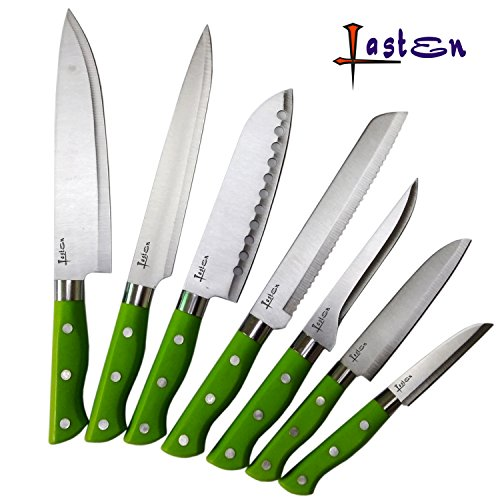 Lasten Premium Kitchen Stainless Knives product image