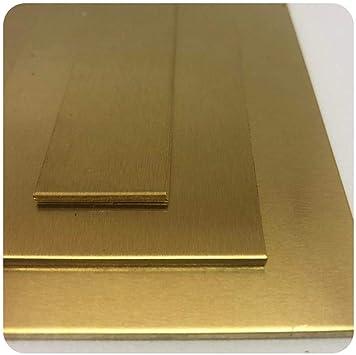 surface vide en d/écoupe CuZn37 B /& T Metall Feuille de laiton de 2,0/mm d/épaisseur en MS63/