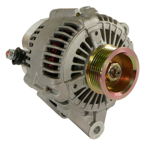DB Electrical AND0503 New Alternator For 3.7L 3.7 Jeep Liberty 07 08 09 2007 2008 2009, 4.7L 4.7 Dodge Dakota 07 2007, 3.7L 4.7L Mitsubishi Raider 07 2007 56041693AD 56041693AE ()