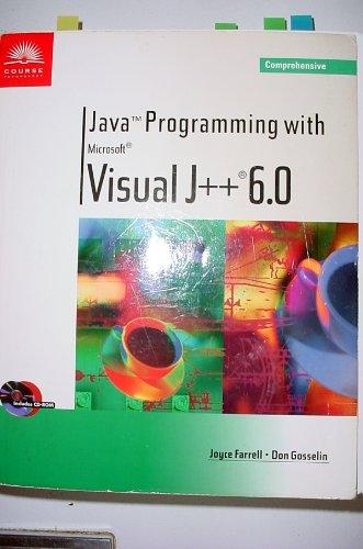 Java Programming with Microsoft Visual J++ 6.0,with CD