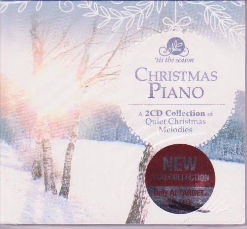'Tis the Season: Christmas Piano, a 2 CD Collection of Quiet Christmas Melodies - Target Wayne