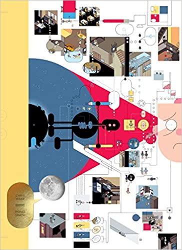 Image result for Monograph by Chris Ware