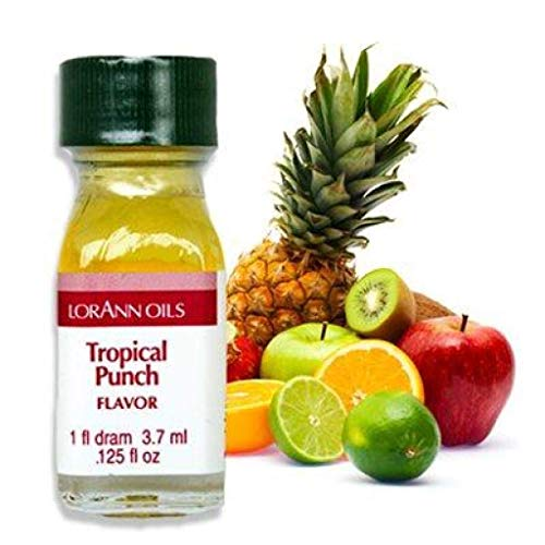 LorAnn Super Strength Tropical Punch Flavor (Passion Fruit), 16 - Tropical Punch Flavor