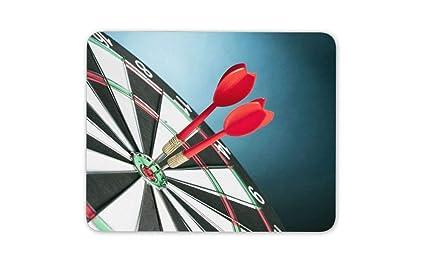 Amazon com : Dart Board Mouse Mat Pad - Darts Pub Men's Dad