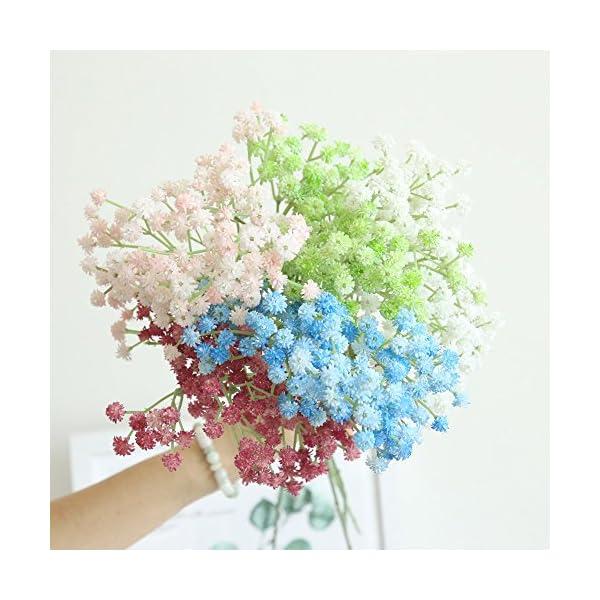 Artificial-Gypsophila-Floral-Flower-Fake-Silk-Wedding-Party-Bouquet-Home-Decor