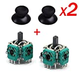 Epaler 2Pcs 3D Controller Joystick Axis Analog Sensor Module & ThumbStick for Xbox One Review