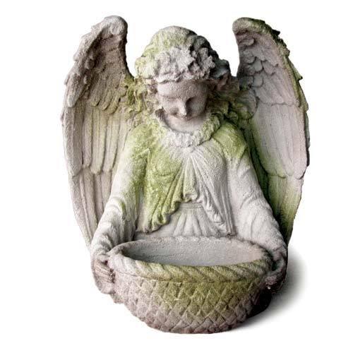 Orlandi Statuary Garden Angel Statue