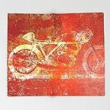Society6 Metal Speed Throw Blankets 88'' x 104'' Blanket