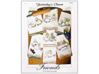 Yesterday's Charm YCPKT9524 Friends Iron on Ptrn