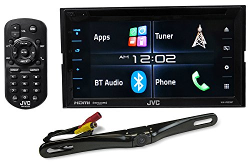 Package KW V620BT Double Din Bluetooth Rockville product image