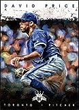2016 Panini Diamond Kings Baseball #108 David Price Toronto Blue Jays