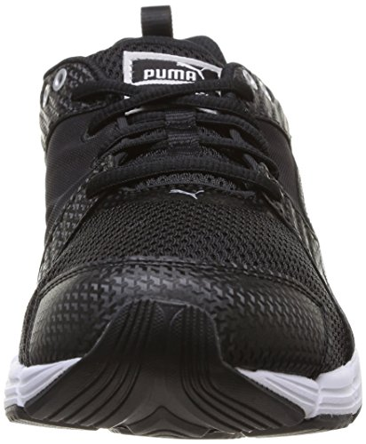 Silver Unisex Puma Puma Synthesis Black Black Adults' Running Shoes 880Ux