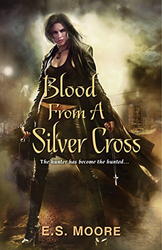Blood From a Silver Cross (Kat Redding Book 4) cover