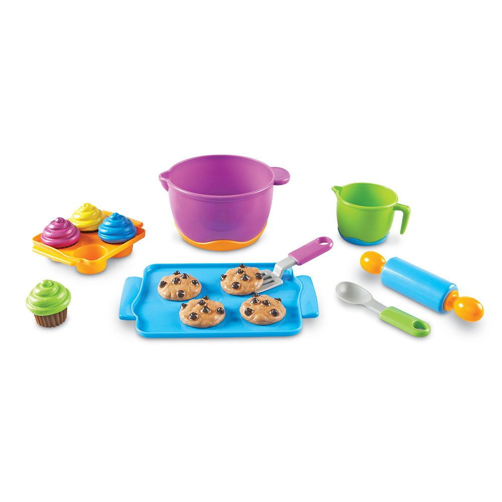 Learning Resources New Sprouts Bake It!, 15 Pieces LER9258-D