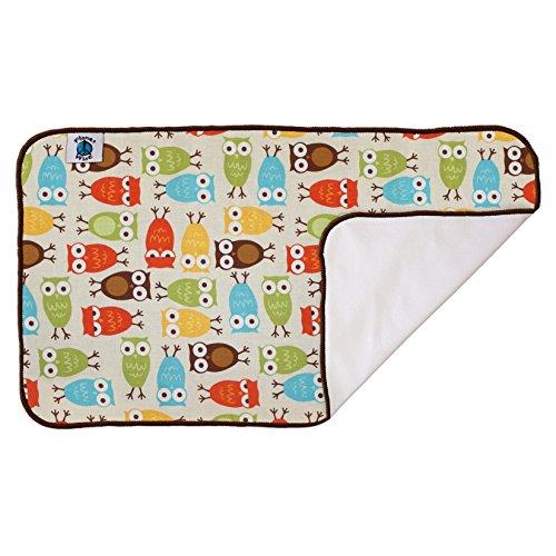 planet-wise-designer-waterproof-diaper-pad-owl