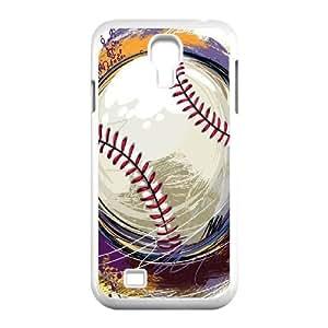 Custom Baseball Phone Case, Custom Hard Back Cover Case for SamSung Galaxy S4 I9500 Baseball