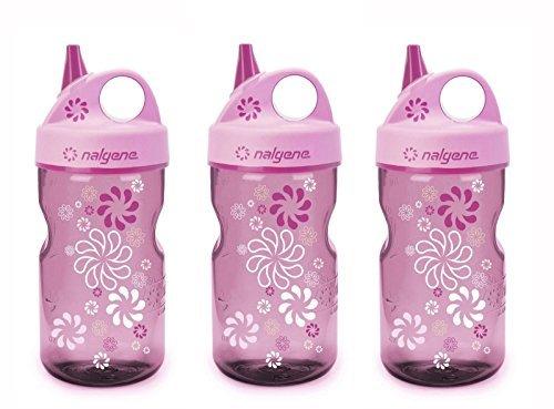 Kids Grip-n-Gulp - Variation Parent (Wheels Pink Set of 3, 3 Count)