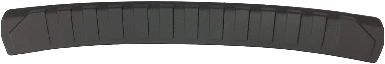 Toryea Rear Bumper Guard Protector Guard Sill Plate Cover Compatible with Subaru XV Crosstrek 2012 2013 2014 2015 2016 2017