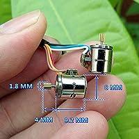 F-MINGNIAN-TOOL, 1pc 1Correct 4 Wire 2 Fase Miniatura