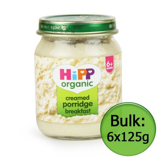 Hipp Creamed Porridge 6x125g by Hipp