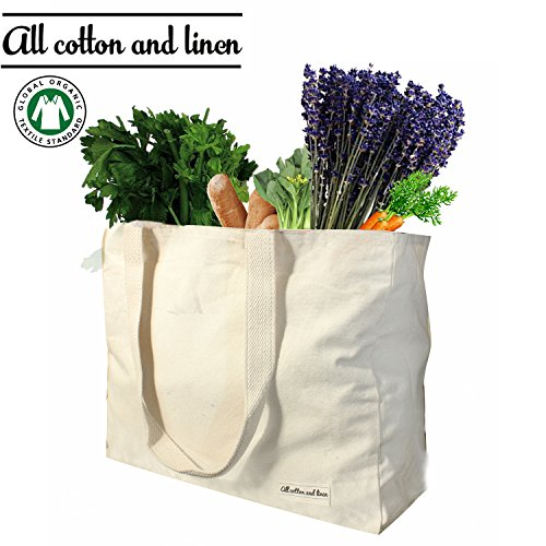All Cotton Linen Certified groceries