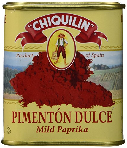 Chiquilin Spanish Mild Paprika Tin