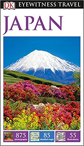 The DK Eyewitness Travel Guide Japan by DK Travel travel product recommended by Earl Barnes on Lifney.