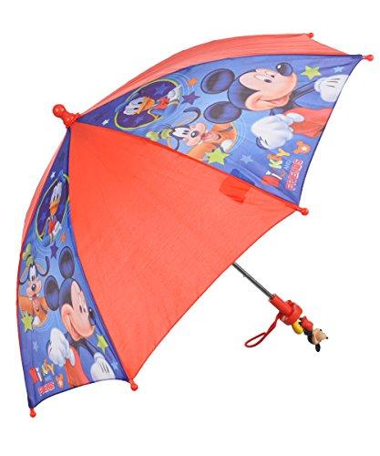Mickey Mouse Has Company Umbrella