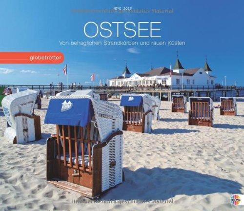 Ostsee Globetrotter 2013: Von weiten Sandstränden und steilen Küsten