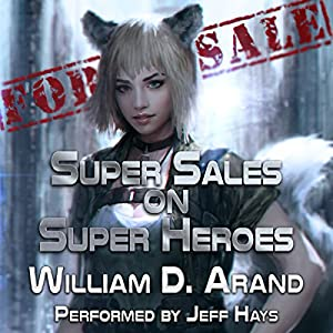 Super Sales on Super Heroes Hörbuch