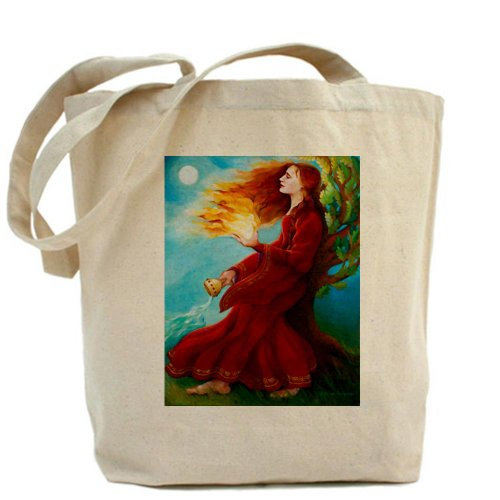 CafePress–Brigid–Gamuza de bolsa de lona bolsa, bolsa de la compra