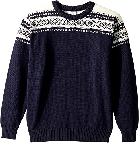 Dale of Norway Unisex Cortina (Toddler/Little Kids/Big Kids) C-Navy/Off-White 6 by Dale of Norway
