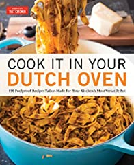 A Dutch oven is the most versatile pot in your kitchen: a soup pot, a deep fryer, a braiser, a roaster, an enclosed bread oven, and the perfect vessel for one-dish meals.Don't relegate your prized pot to the back of the cabinet. Learn how to ...