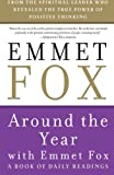 img - for Around the Year with Emmet Fox: A Book of Daily Readings book / textbook / text book