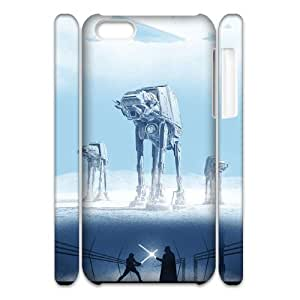 linfenglin Diy 3D Case Star Wars for iPhone 5C