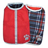 Zack & Zoey UM21002 12 Piece Nor'Easter Red Coat Packs, Red, NULL