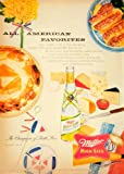 millers cheese - 1954 Ad Miller Brewing High Life Beer Alcohol Drink Fall Cheese Festival Food - Original Print Ad