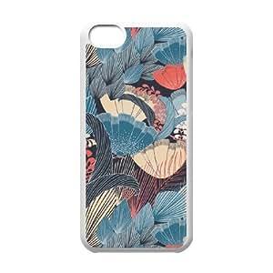 Pattern Design References iPhone 5C Case White Yearinspace937504 Kimberly Kurzendoerfer